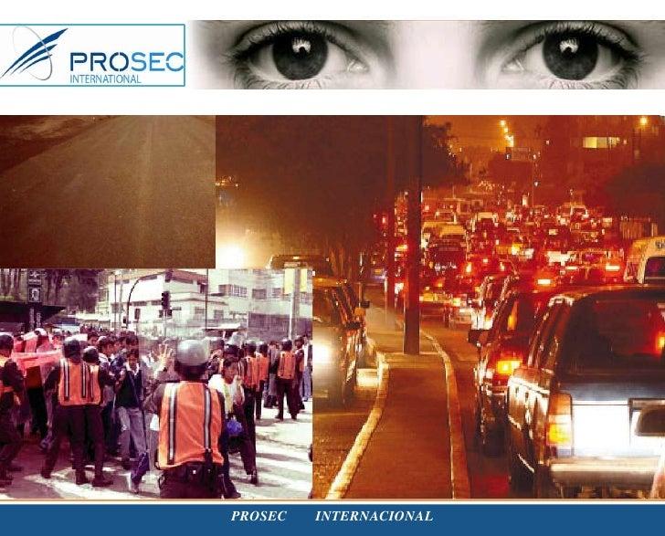 1. Asesoramiento de rutas                         PROSEC   INTERNACIONAL