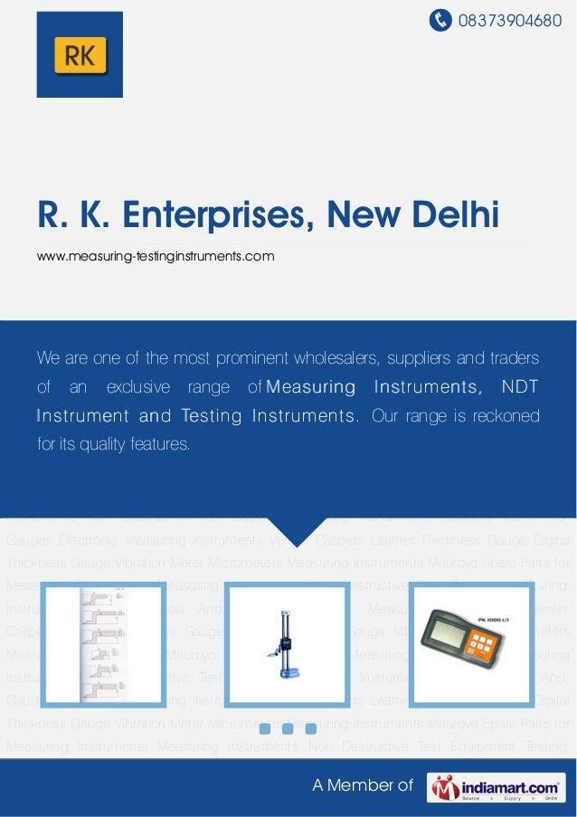 08373904680A Member ofR. K. Enterprises, New Delhiwww.measuring-testinginstruments.comMitutoyo Spare Parts for Measuring I...