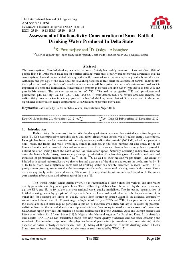 The International Journal of EngineeringAnd Science (IJES)||Volume|| 1 ||Issue|| 2||Pages|| 120-123 ||2012||ISSN: 2319 – 1...