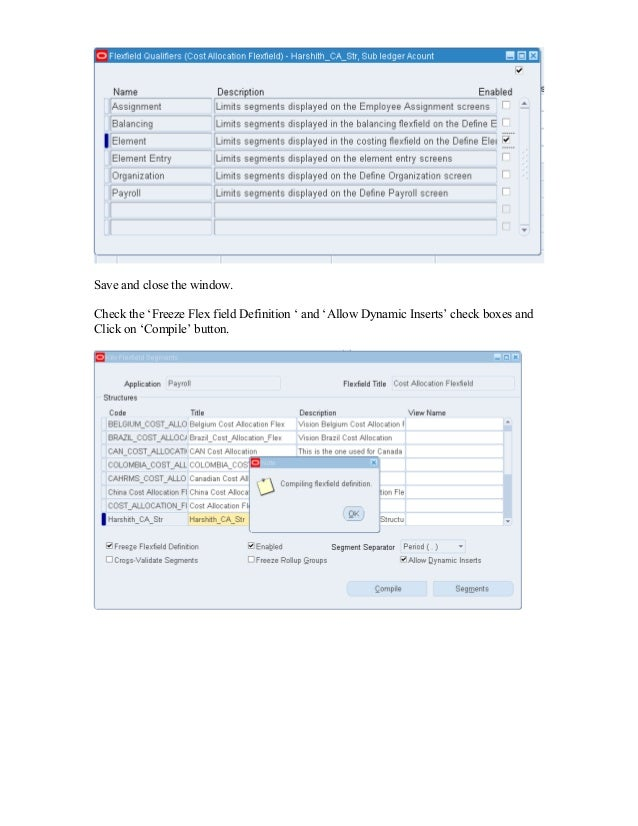 Oracle HRMS Document R12