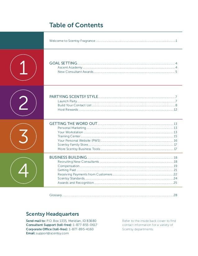scentsy consultant guide rh slideshare net