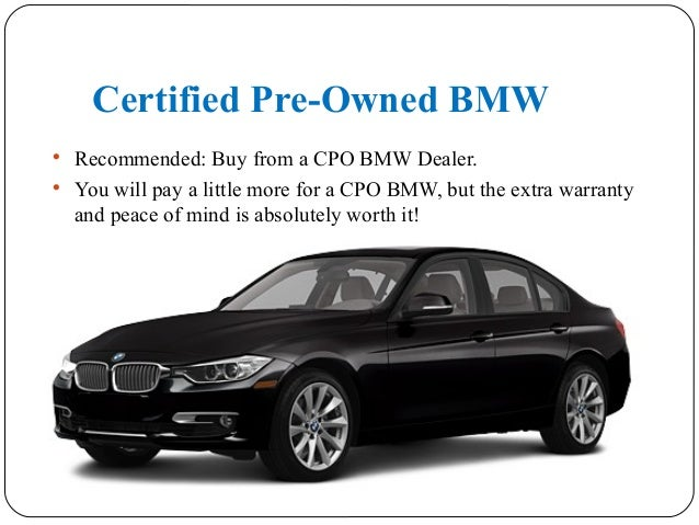 all you need to know about buying a pre owned bmw. Black Bedroom Furniture Sets. Home Design Ideas