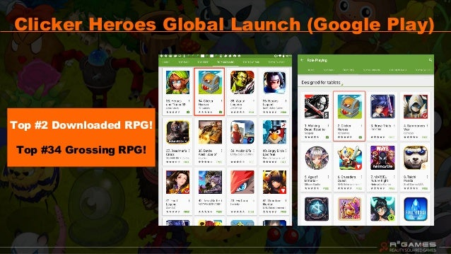 R2 Games F2P Monetization Presentation and Clicker Heroes Case Study:…