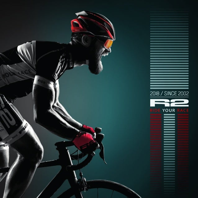 c97a6bb44363 R2 2018 collection - bike helmets