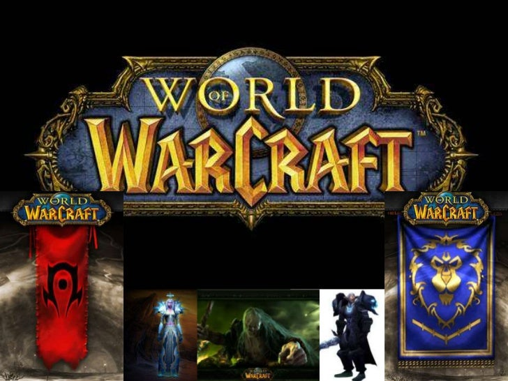 World Of Warcarft<br />