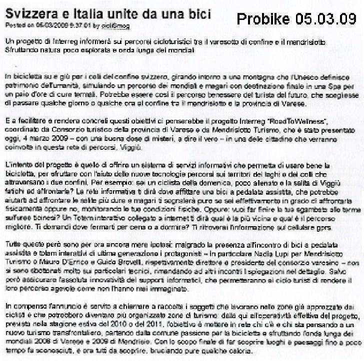 Probike 05.0309