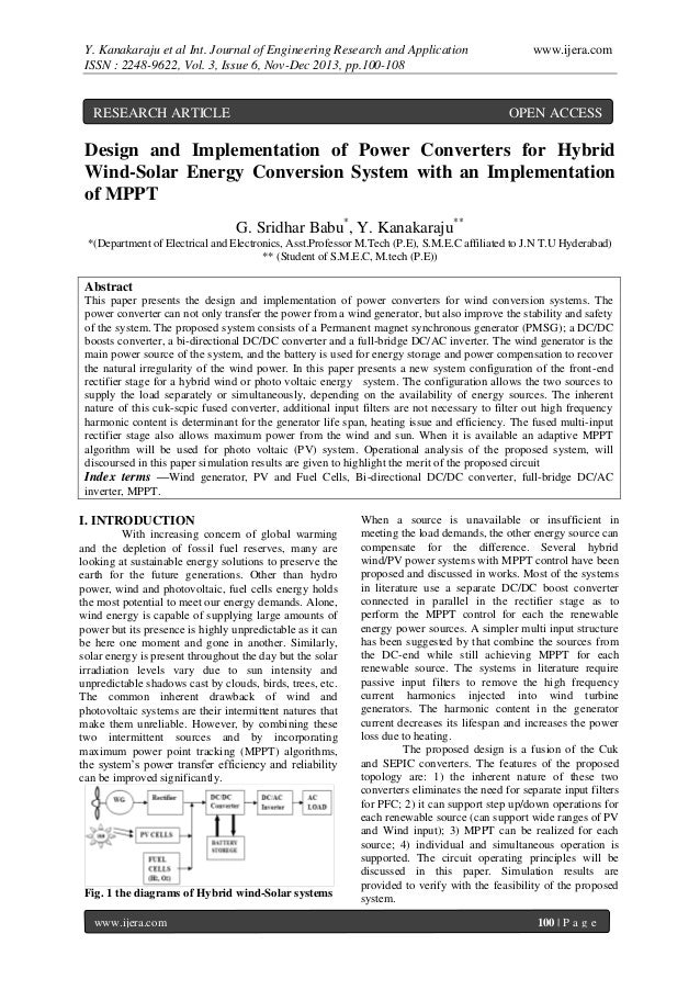 Y. Kanakaraju et al Int. Journal of Engineering Research and Application ISSN : 2248-9622, Vol. 3, Issue 6, Nov-Dec 2013, ...