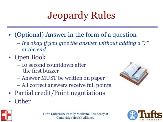 R3 dermatology jeopardy orientation