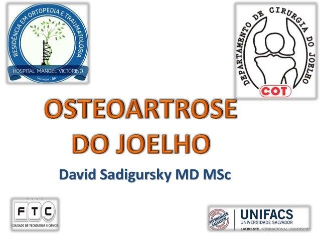 David Sadigursky MD MSc