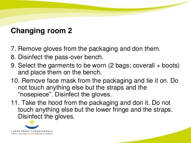 Cleanroom Clothing Why What And How