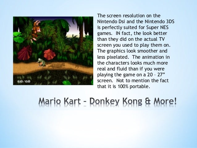 R4 3DS - Play Snes Games On Your Nintendo 3DS