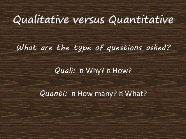 synthesising qualitative and quantitative evidence Methods of synthesising qualitative research studies for quantitative and qualitative research methods of synthesising qualitative evidence.
