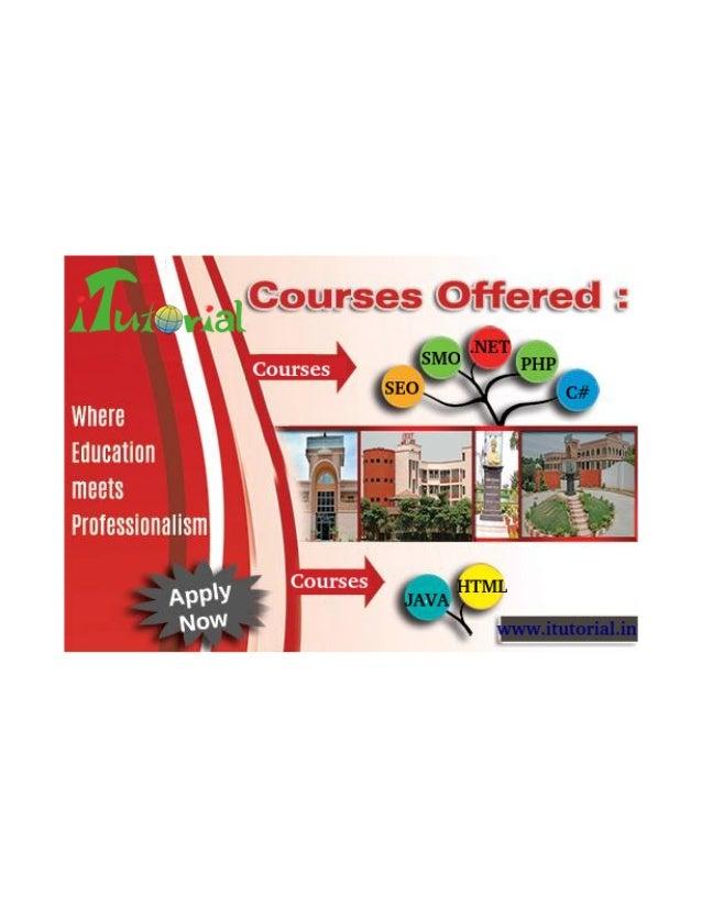 Best industrial & internship Training in Noida.