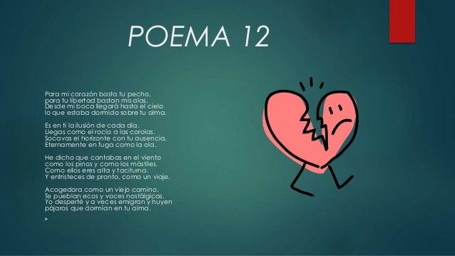 Poemas Pablo Neruda