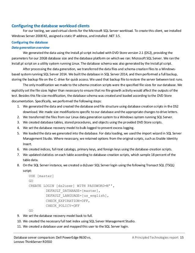Dell Servers Comparison - 0425