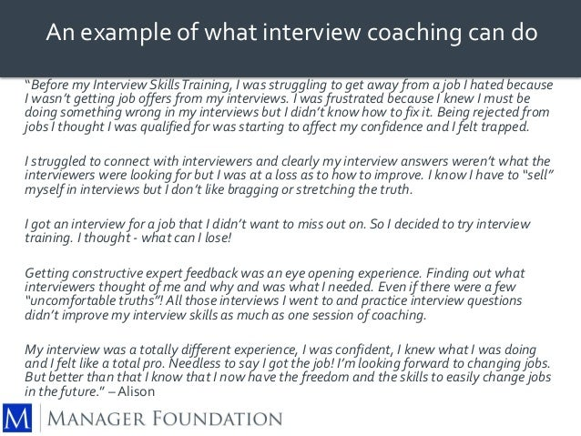 ... Interviews (these Vary For Different Jobs); 26.
