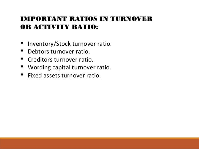 synopsis on ratio analysis Synopsis 1 introduction financial systems affect the leverage and debt maturity   in this section we present the basic model which we use in our analysis  long  term maturity ratio, formal debt ratio and group debt ratio depending on the.