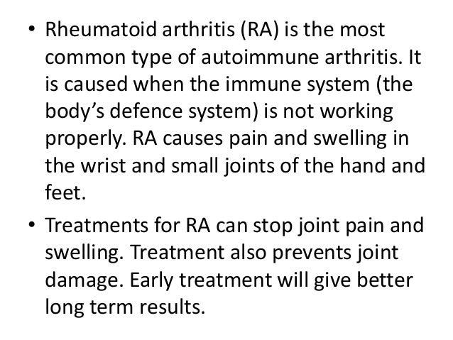 Rheumatoid Arthritis Ra Definition Causes Symptoms Treatment A