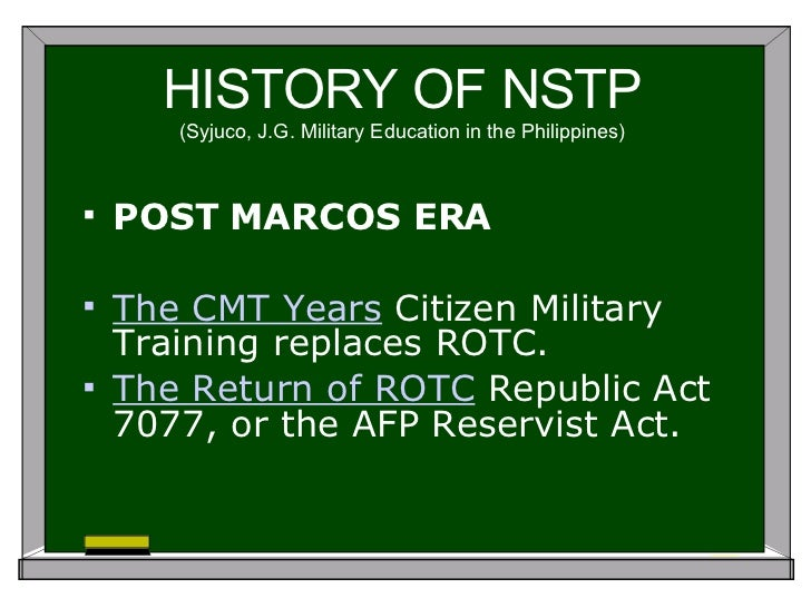 University of the Philippines ROTC Unit: Wikis