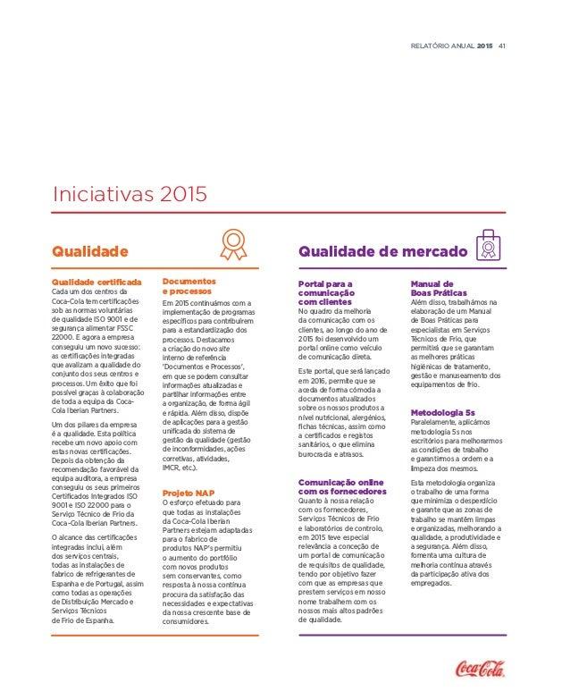 relatorio anual 2016 coca cola910 Relatorio Empresarial Como Fazer #2