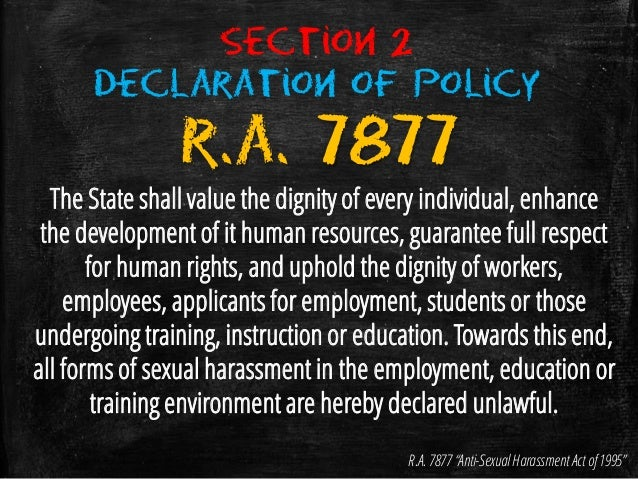 Anti sexual harassment act pdfs