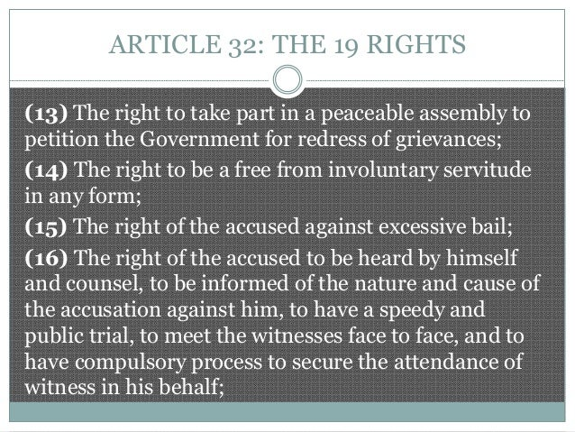 civil code of the philippines Civil code of the philippines: articles 8,9,10,11,12 and 13, , art 8 judicial decisions applying or interpreting the laws or the constitution shall form a part of the legal system of the philippines.