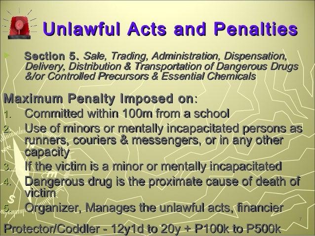 REPUBLIC ACT 9165 PDF