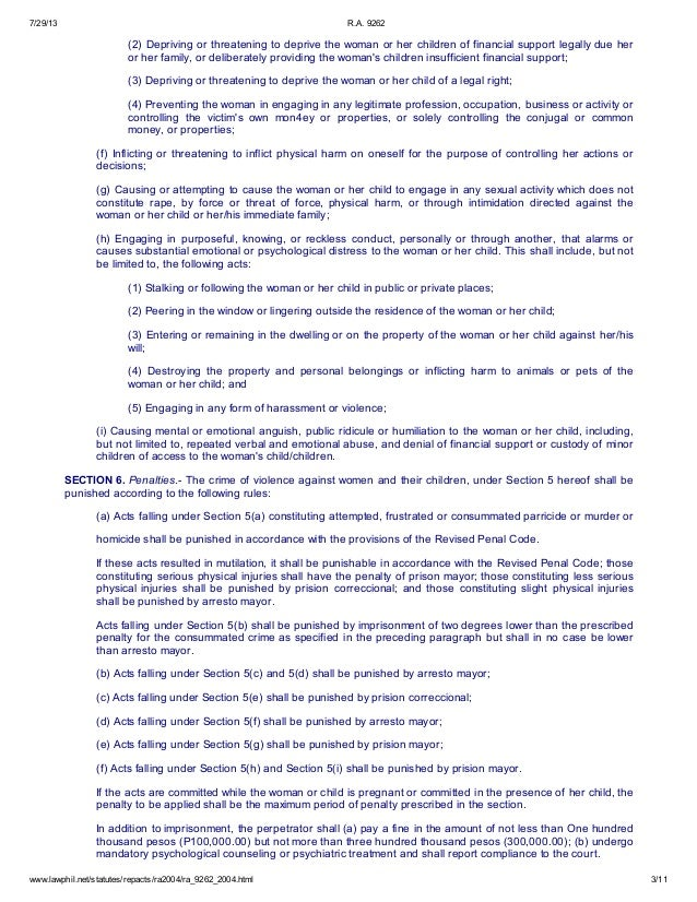 Anti sexual harassment act lawphil legal forms