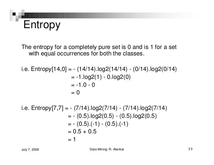 entropy mining