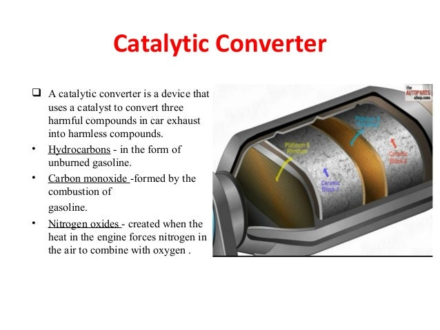 Automobile Exhaust System