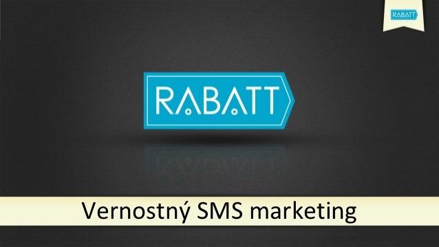 Vernostný SMS marketing