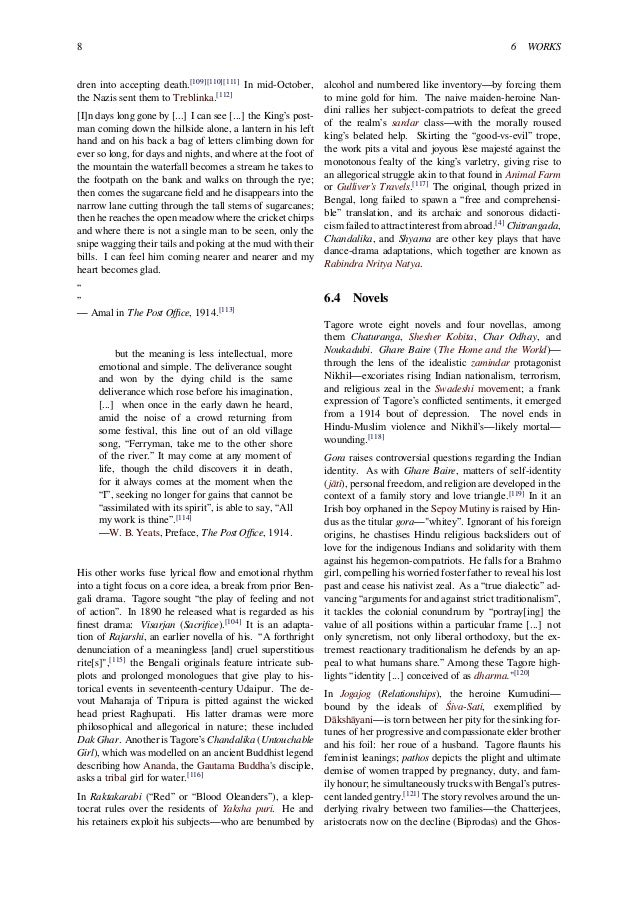 autobiography of rabindranath tagore in bengali pdf