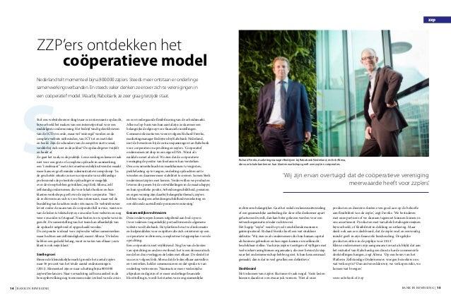zzp                ZZP'ers ontdekken het                   coöperatieve model                Nederland telt momenteel bijn...