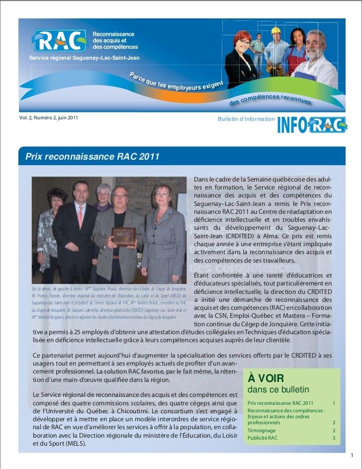 Service régional Saguenay-Lac-Saint-Jean                                                      Par                         ...