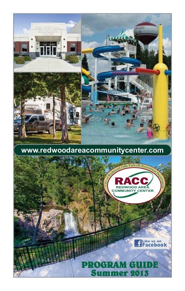 www.redwoodareacommunitycenter.com                                              Parks & Recr                              ...