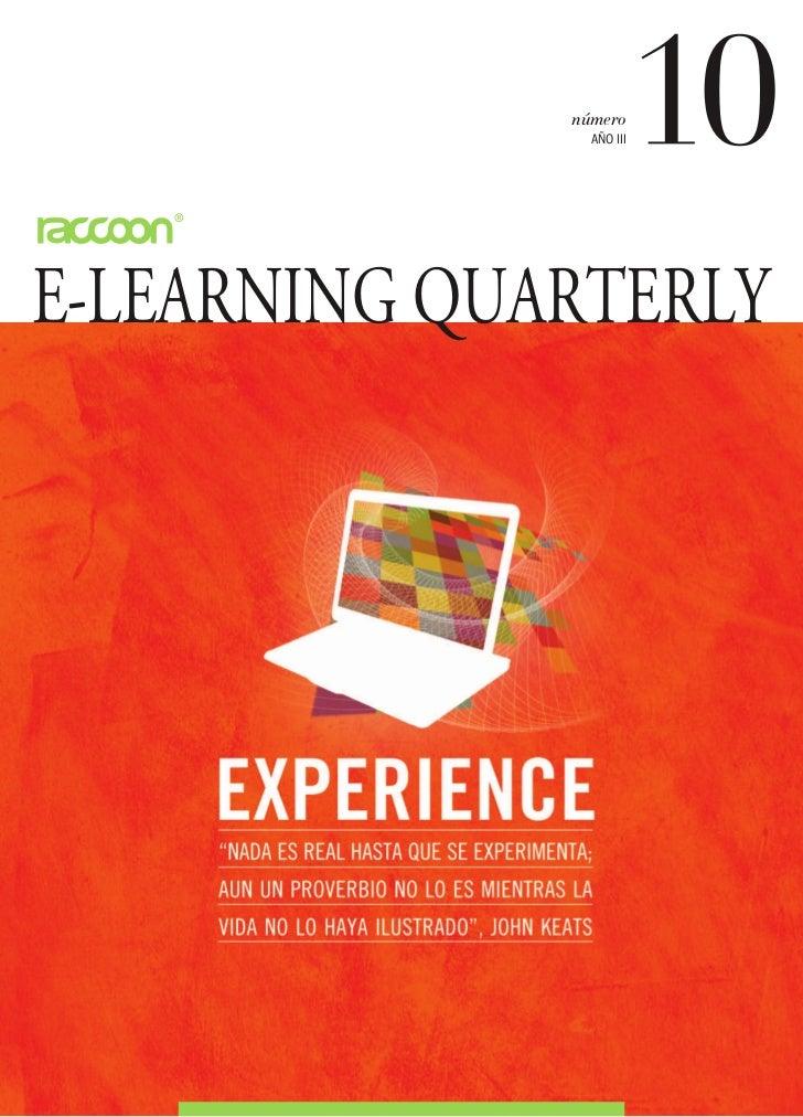 número                AÑO IIIE-LEARNING QUARTERLY