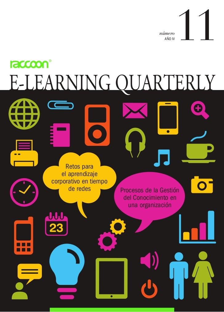 número                                            AÑO IV   11E-LEARNING QUARTERLY           Q          Retos para        e...
