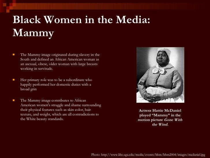 African americans role of television essay