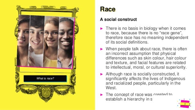 Jens Martensson How does race contribute to your life?