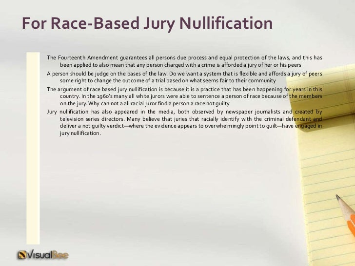 race based jury nullification