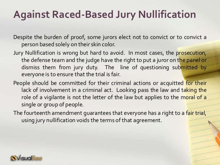 8 Jury Nullification Objections Rebutted