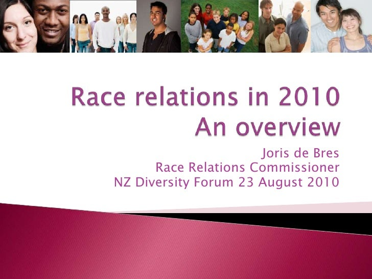 Race relations in 2010