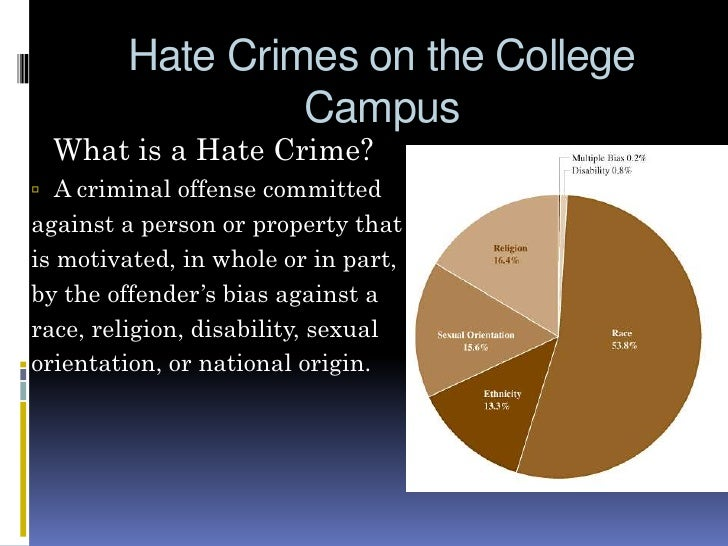 racism on college campuses Racism also appears to be alive and well on many college campuses, even though today's young adults—typically referred to as generation y—are generally considered more tolerant of differences in others than than past generations because they have grown up in a more diverse world.