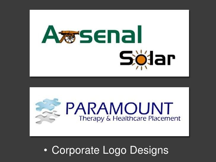 <ul><li>Corporate Logo Designs</li></li></ul><li><ul><li>Corporate Logo Designs</li></li></ul><li>Corporate Logo Designs<b...