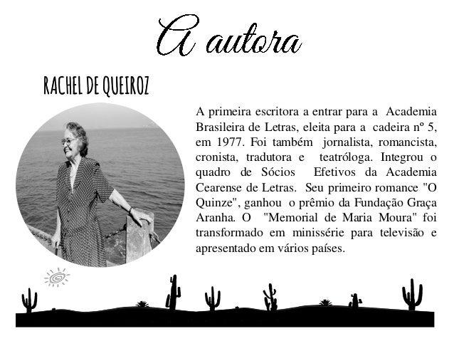 Rachel de Queiroz - O Quinze