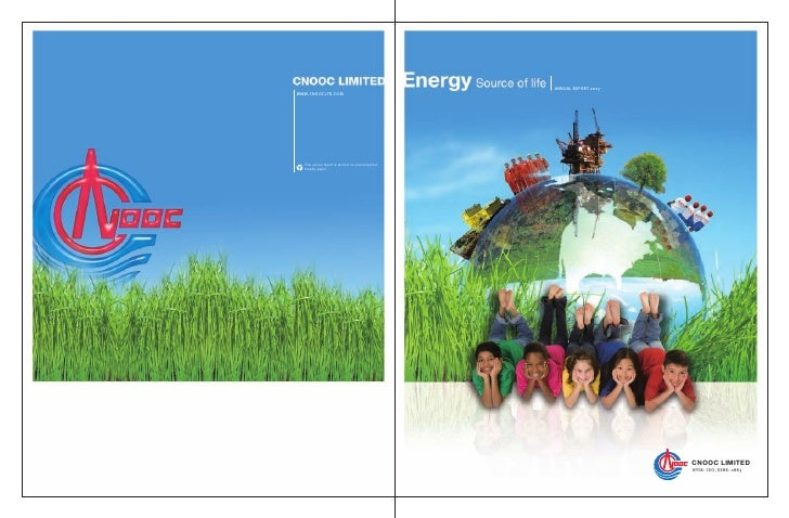 ANNUAL REPORT 2007 WWW.CNOOCLTD.COM       This annual report is printed on environmental   friendly paper                 ...