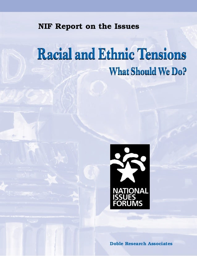 racial tensions Essays - largest database of quality sample essays and research papers on racial tension in the 1950 s.