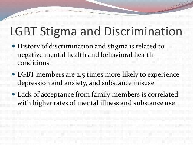 Racial and LGBT Health Inequities