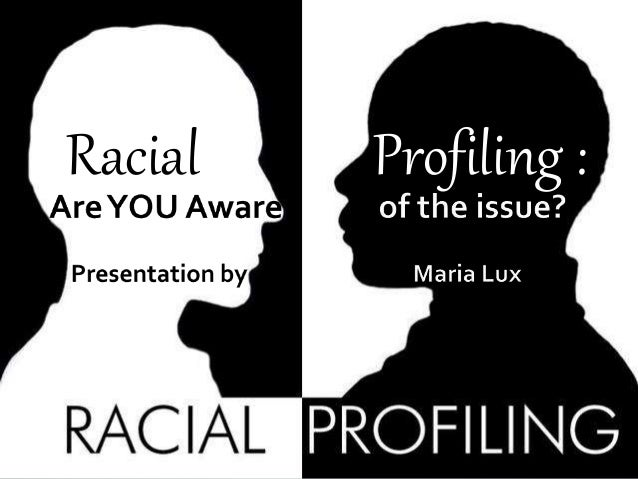 solutions to racial profiling 25 beginning to end racial profiling: definitive solutions to an elusive problem† kami chavis simmons∗ table of contents i racial profiling: the problem of proof 31.