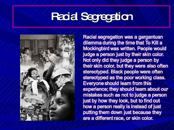 School Segregation and Desegregation Essay